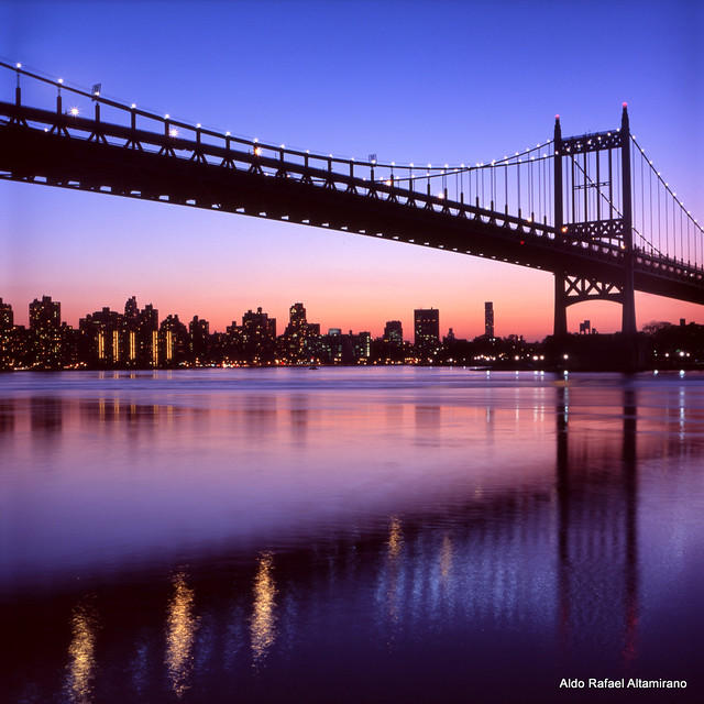 Triborough Bridge II
