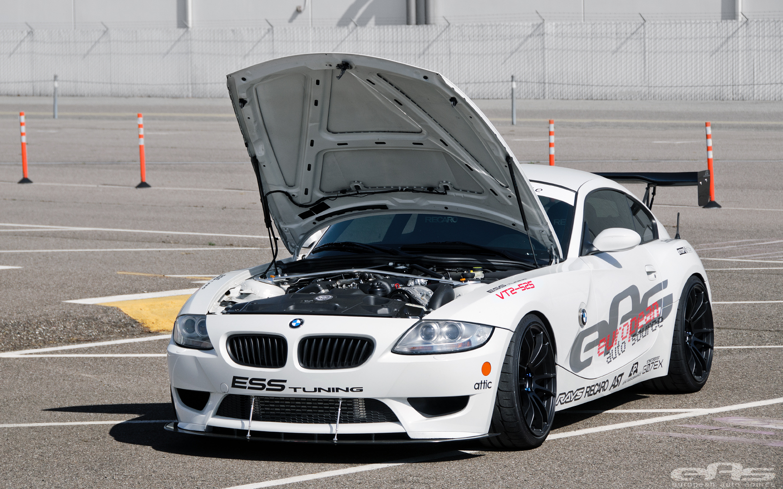 Eas Project Z4m Update Bmw Performance Parts Amp Services