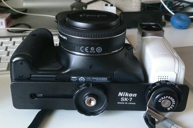 Nikon SK-7, double camera