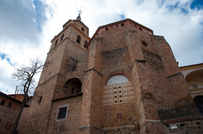 Catedral del Salvador de Albarracín