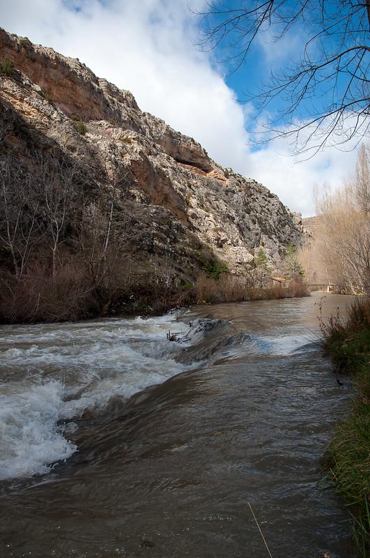 Ruta fluvial - río Guadalaviar
