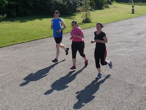 Oldham parkrun #145 8th-June-2013