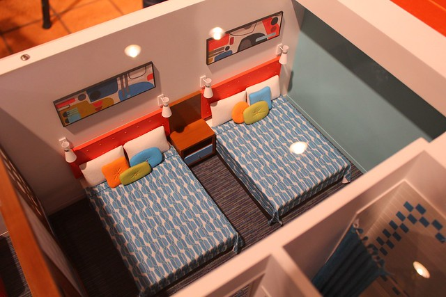 Cabana Bay Beach Resort preview at Universal Orlando