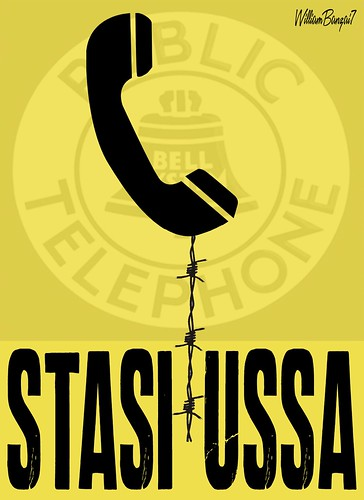STASI PHONE by WilliamBanzai7/Colonel Flick