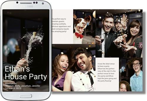 Samsung Story Album