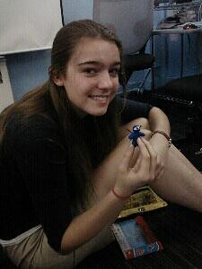 NSLC COMM does Claymation