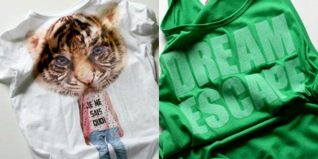 Neue Kolumne Dein...Mein...unser Sommer!!! T-shirt collage 01