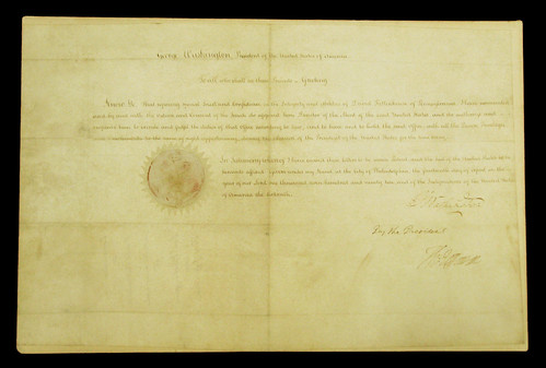 Rittenhouse appointment document