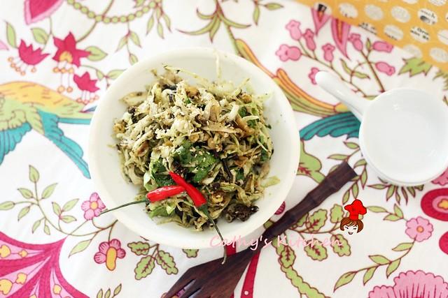 發現新世界~ 緬甸綠茶沙拉 Burmese Green Tea Leaf Salad 4