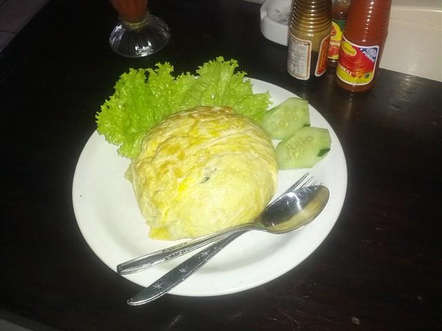 Жаренный рис по-балийски