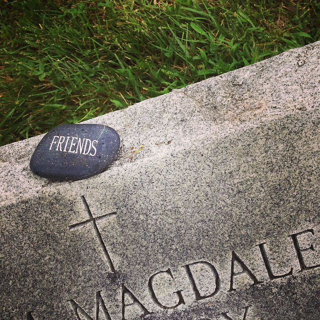 Friends with Magdalene