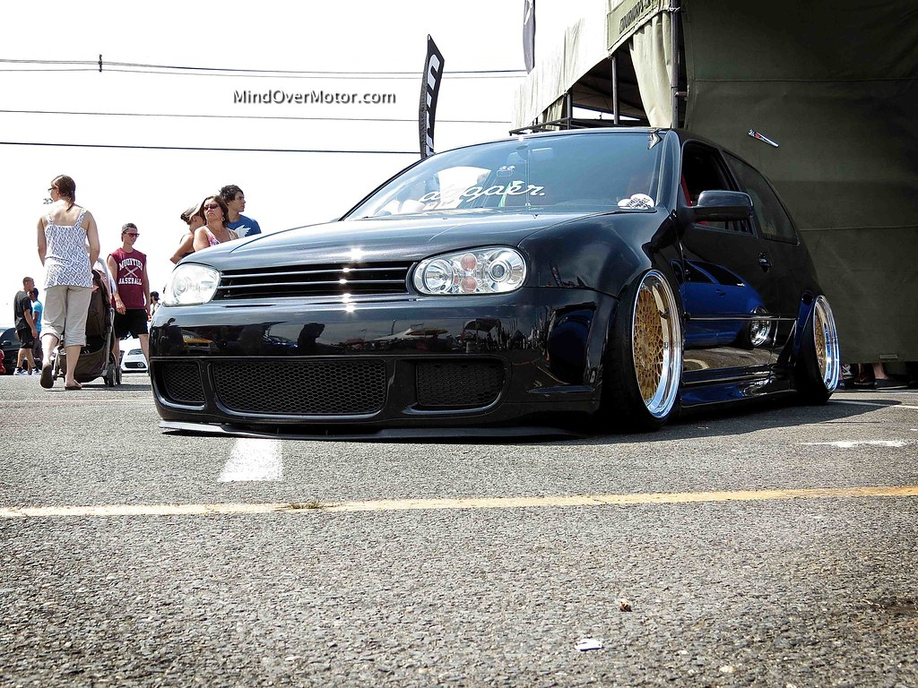 Vw Golf Mk3 Slammed Car Interior Design