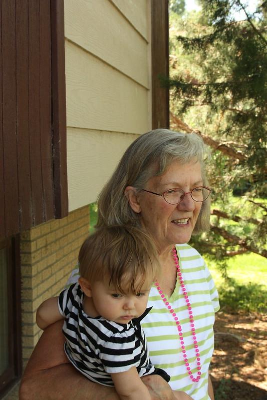 Grandma and Elise