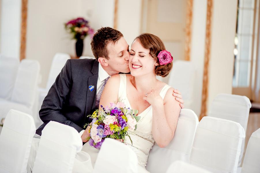 Wedding in Northbrook Park