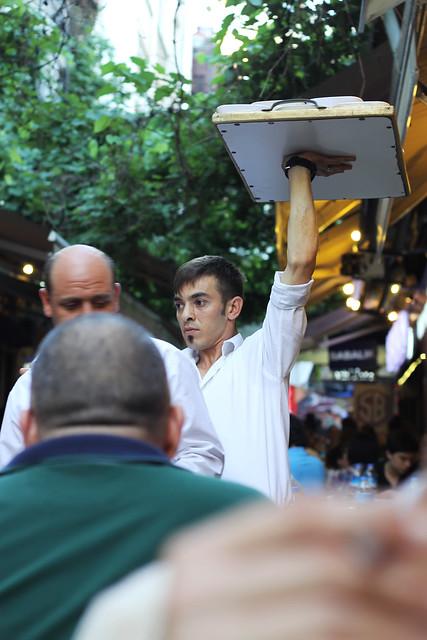 Çarşı Balık Besiktas Fish Restaurant  by Olga Irez of Delicious Istanbul