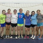 Women's Indoor Soccer - Sugar and Spice
