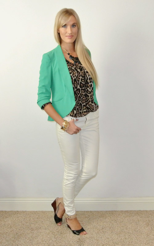 Outfit-Leopard-Green