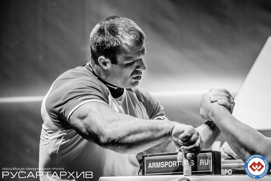 Denis Cyplenkov vs. Andrey Pushkar │ A1 RUSSIAN OPEN 2013, Photo Source: armsport-rus.ru