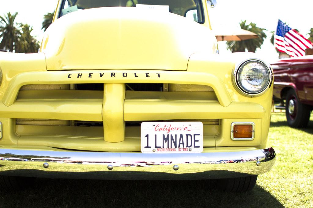 lemonade vintage truck