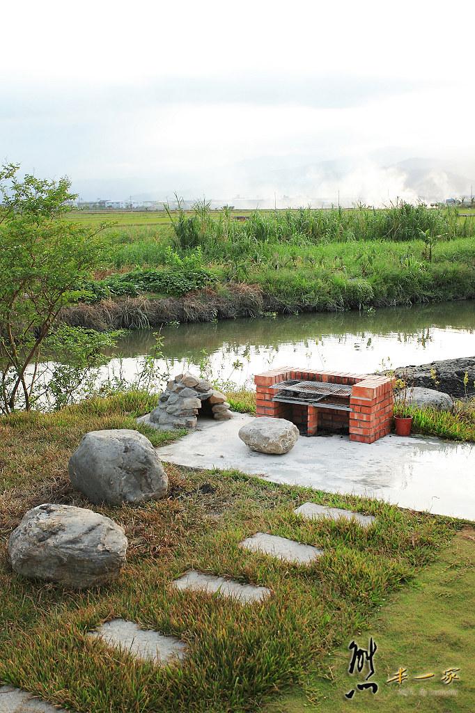 宜蘭礁溪田園河畔景觀住宿|星畔河岸民宿