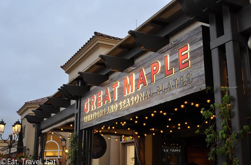 Eat. Travel. Eat!: Great Maple (Fashion Island)- Newport