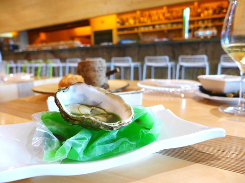 Vuelve Carolina oyster