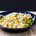 Shaved Fennel and Melon Salad