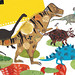 Dinosaurs Illustrations (Children's Book) by jangyoung_