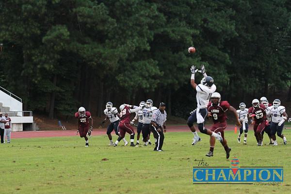 Cedar Grove V Mlk High School Football Flickr Photo Sharing