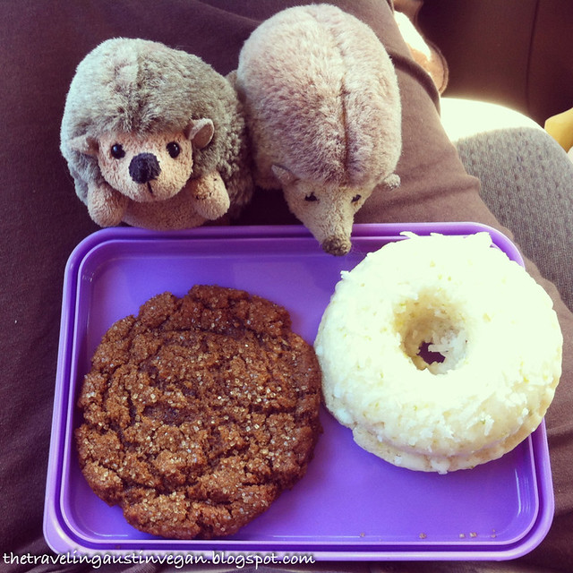 Cookie & Donut from The Lunch Room - Ann Arbor, MI