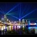 City of Lights display by David de Groot