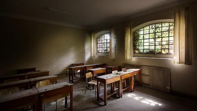 Classroom @ Colonia IL