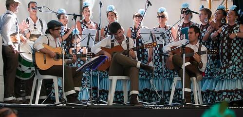 Tablao e la Caseta Grupo Rociero/Maraca by Sansa - Factor Humano