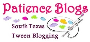South Texas Tween Blogging