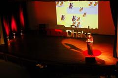 Rubaiya Ahmad at TEDxDhaka 2013