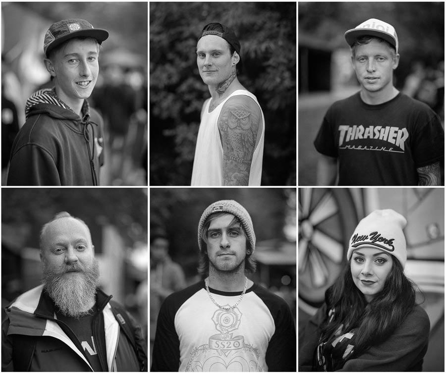 skatepark portraits