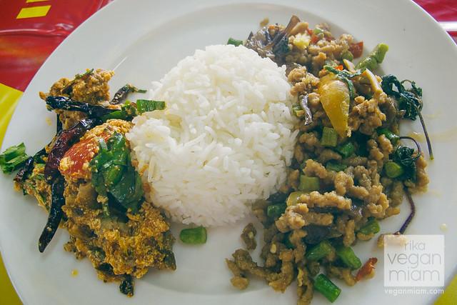 Vegetarian Restaurant Phuket Thailand