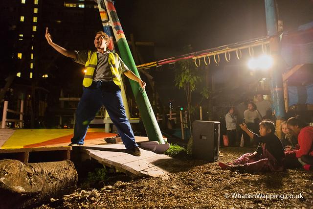 Midsummer Night's Dream in Glamis Adventure Playground