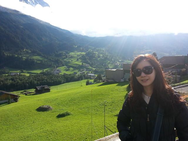 瑞士法國蜜月照片 by S3