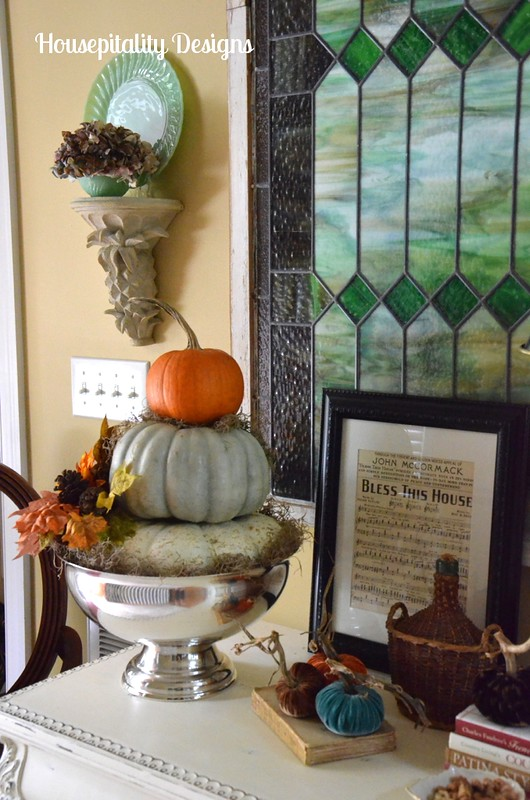 Pumpkin Topiary-Housepitality Designs