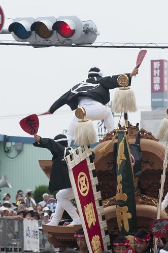 Kishiwada Danjiri Matsuri 岸和田だんじり祭 23