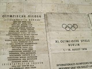 1936 Olympians