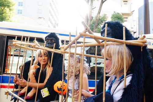 Kawasaki Halloween Parade 2013 31