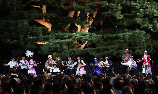 Photo:Korea_President_Park_Arirang_Concert_14 By KOREA.NET - Official page of the Republic of Korea