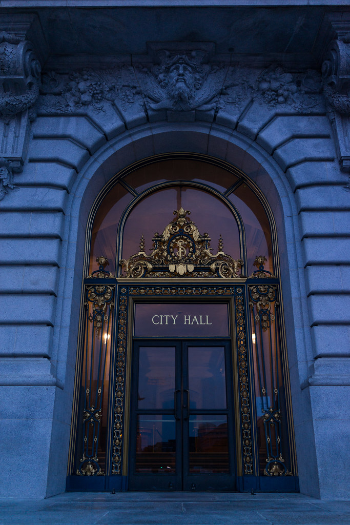 City Hall and Noe Valley
