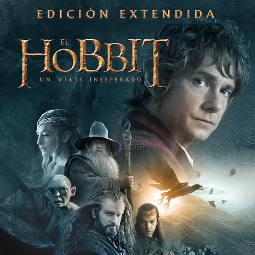 The Hobbit An Unexpected Journey (Extended Edition) (Plus Bonus Features)