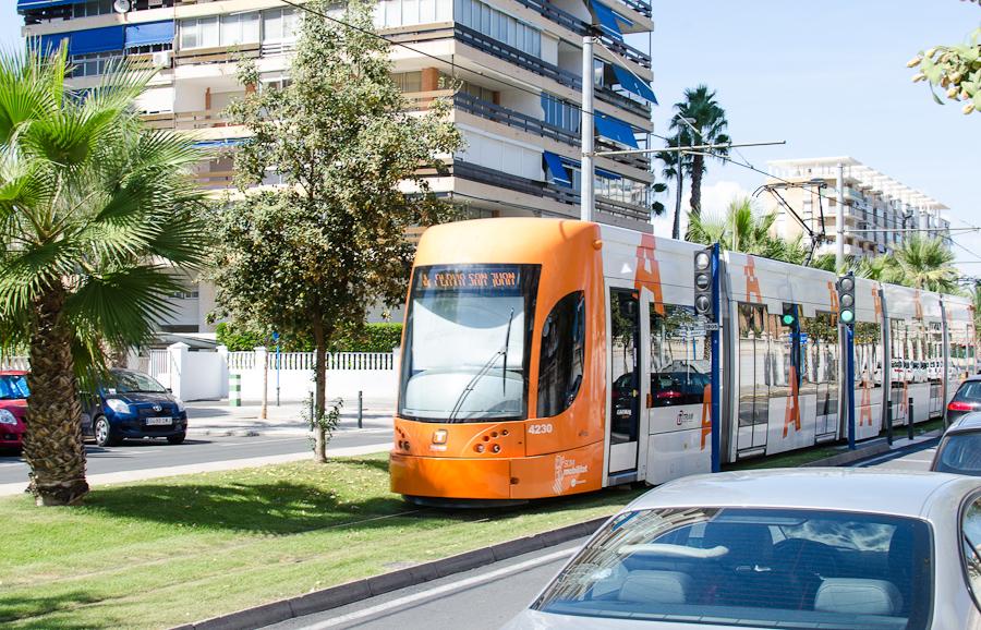 Автобус в испанию аликанте