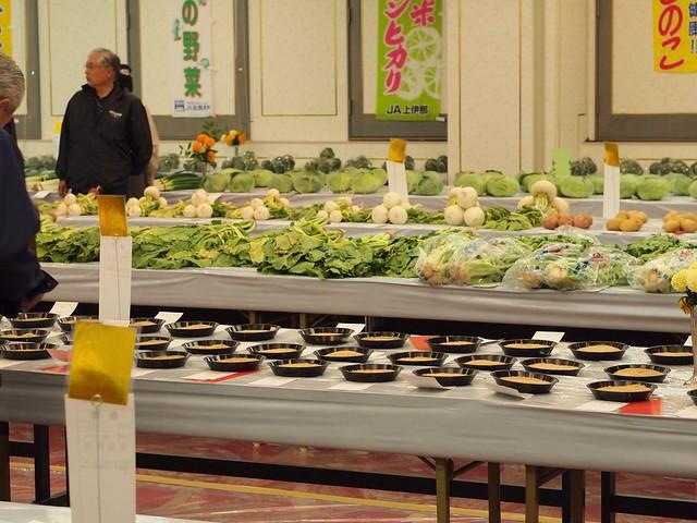 2011.11.10 JA上伊那まつり 農産物品評会
