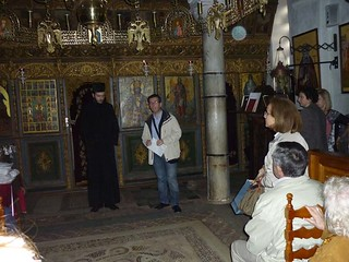 ένωση ρουμελιωτών νέας ιωνίας  επίσκεψη σε ιερά μονή