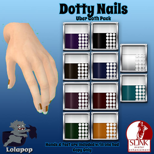 Lolapop-DottyNails-UberGothPack-Ad